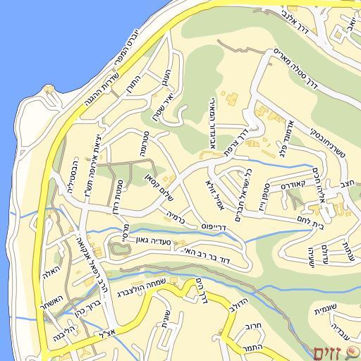 סופר דירה להשכרה בחיפה ,קרית שפרינצק . זזים UA-78